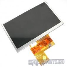 Дисплей 5 дюймов HD - 800x480 пикс - для GPS навигаторов и автомагнитол - без сенсора