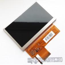 Дисплей 4,3 дюйма - LQ043T3DX02 - для навигаторов и оборудования