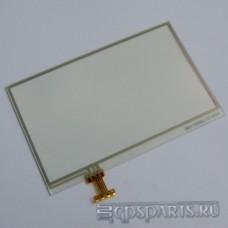 "Сенсорное стекло (тачскрин) 4,3"" дюйма (103мм x 66мм, автомагнитолы и навигаторов) N4"
