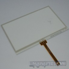 "Сенсорное стекло (тачскрин) 4,3"" дюйма (103мм x 66мм, автомагнитолы и навигаторов) N9"