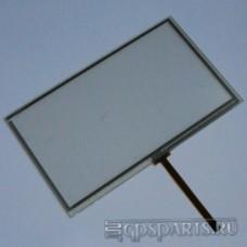 """Сенсорное стекло (тачскрин) 6 - 6,5"""" (150мм x 90мм, для автомагнитол и навигаторов) N1456"""