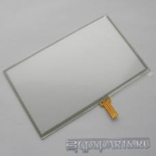 "Сенсорное стекло (тачскрин) 5"" (120мм x 73мм, автомагнитолы и GPS) N3"