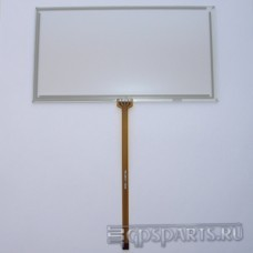 Тачскрин (сенсор) для автомагнитолы JVC KW-AV50 - сенсорное стекло