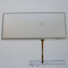 """Сенсорное стекло (тачскрин) 9"""" дюймов (230мм x 110мм, для автомагнитолы и навигатора) N30"""