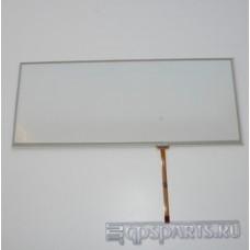 """Сенсорное стекло (тачскрин) 9-10"""" дюймов (257мм x 116мм, для автомагнитолы и навигатора) N31"""