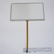 Тачскрин (сенсор) для автомагнитолы Pioneer AVH-P3100DVD - сенсорное стекло
