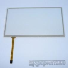Сенсорное стекло (тачскрин) 6 / 6.1 / 6.2 дюйма (145мм x 80мм, для автомагнитолы и GPS) N160