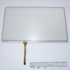 Сенсорное стекло (тачскрин) 8 дюймов (187мм x 112мм, для автомагнитолы и навигатора) N11