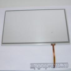 """Сенсорное стекло (тачскрин) 9"""" дюймов (212мм x 125мм, для автомагнитолы и навигатора) N32"""