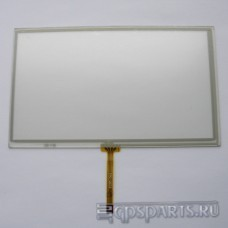 Тачскрин (сенсор) для автомагнитолы Caliber MCD883 - сенсорное стекло